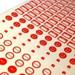 A5 Sticker Sheet
