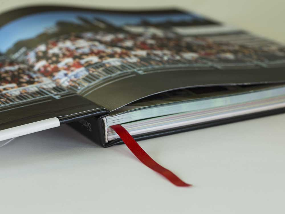 Student Yearbooks Hard Cover